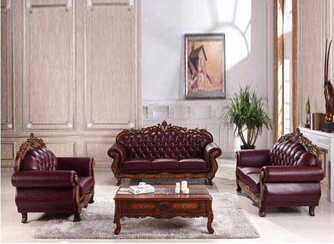欧式沙发04